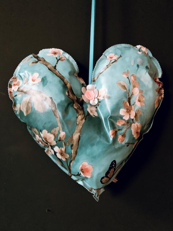 Groot hart Jasmijn De Hartjesfabriek