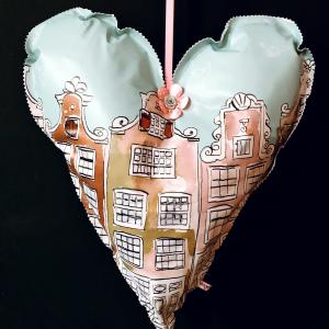 Groot hart Amsterdam De Hartjesfabriek