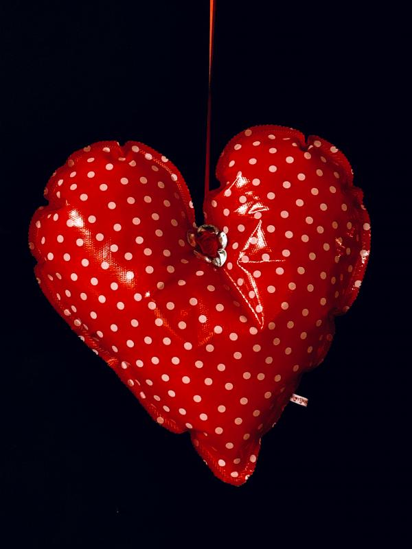 Groot hart Dotje De Hartjesfabriek