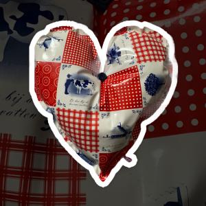 Groot hart Dutchy De Hartjesfabriek