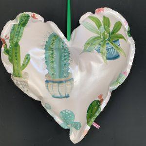 Groot hart Cactus - De Hartjesfabriek